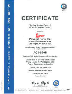 Certification Of Quality Management Systems - Capsnecks